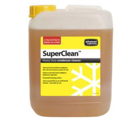 Средство для очистки теплообменника Концентрат SuperClean