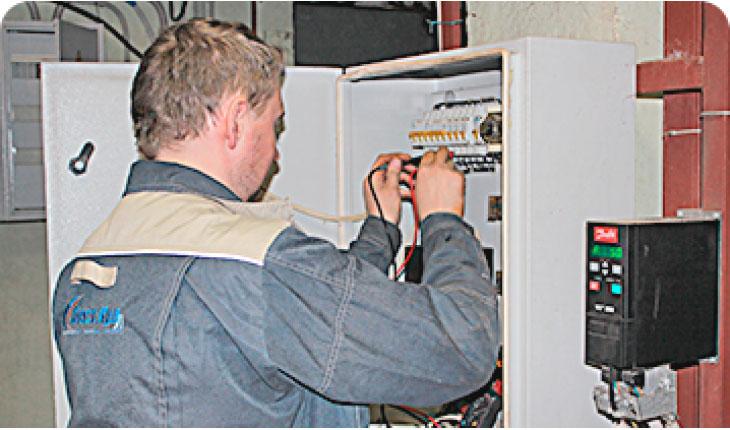 Диагностика систем автоматического управления вентиляцией