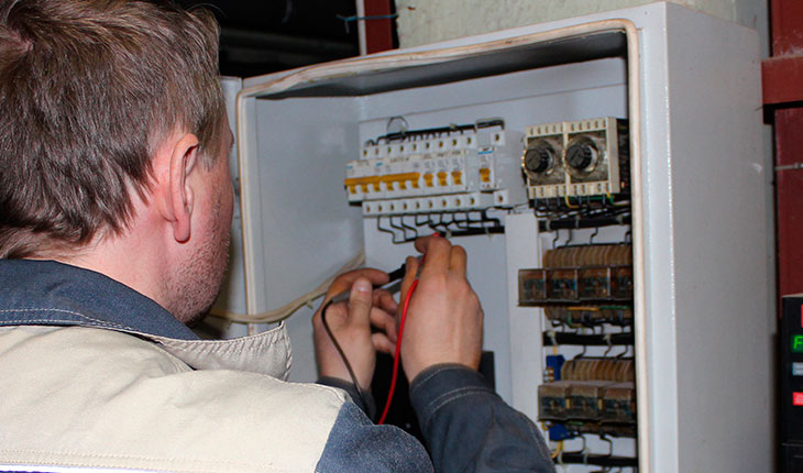Ремонт систем автоматического управления системами вентиляции