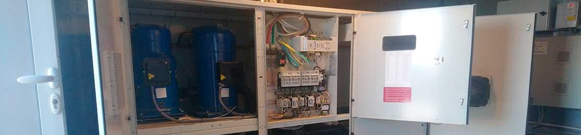 Обслуживание vrf систем кондиционирования