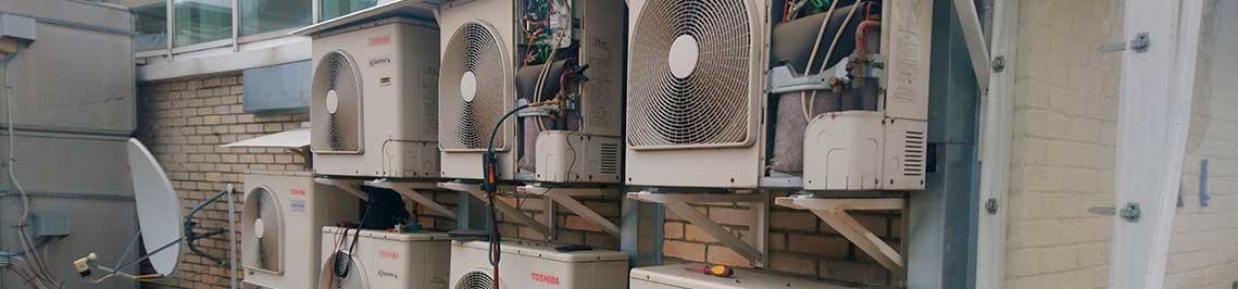 Обслуживание приточной вентиляции